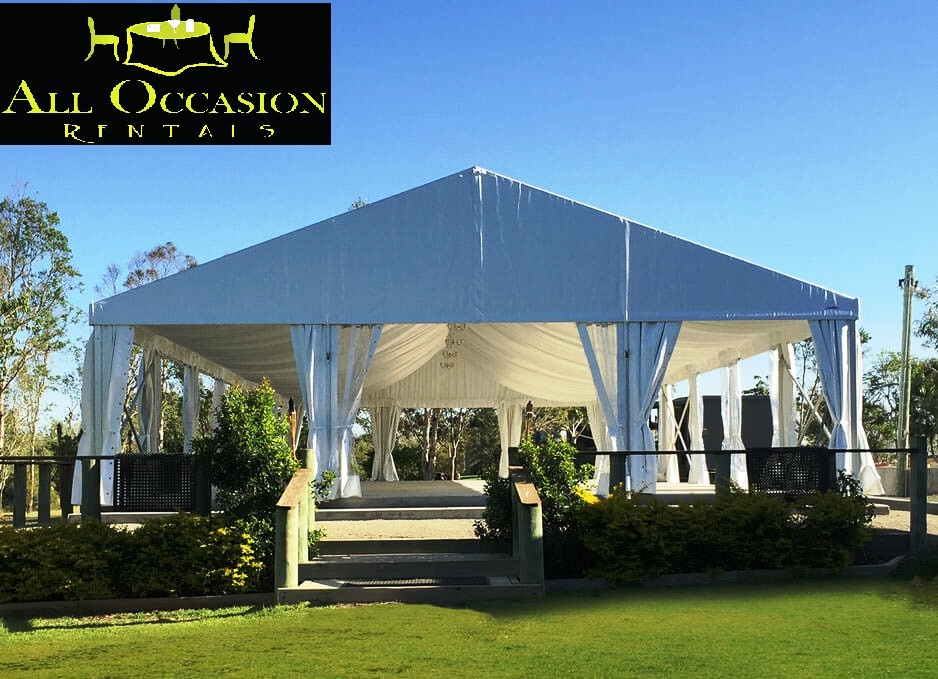 Clearspan Structure Tents 40 'X 100'